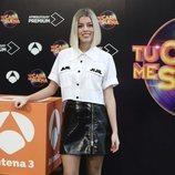 Nerea Rodríguez en la presentación de 'TCMS 8'
