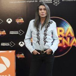 Mario Vaquerizo en la presentación de 'TCMS 8'