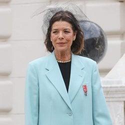 Carolina de Mónaco en el Día Nacional de Mónaco 2019