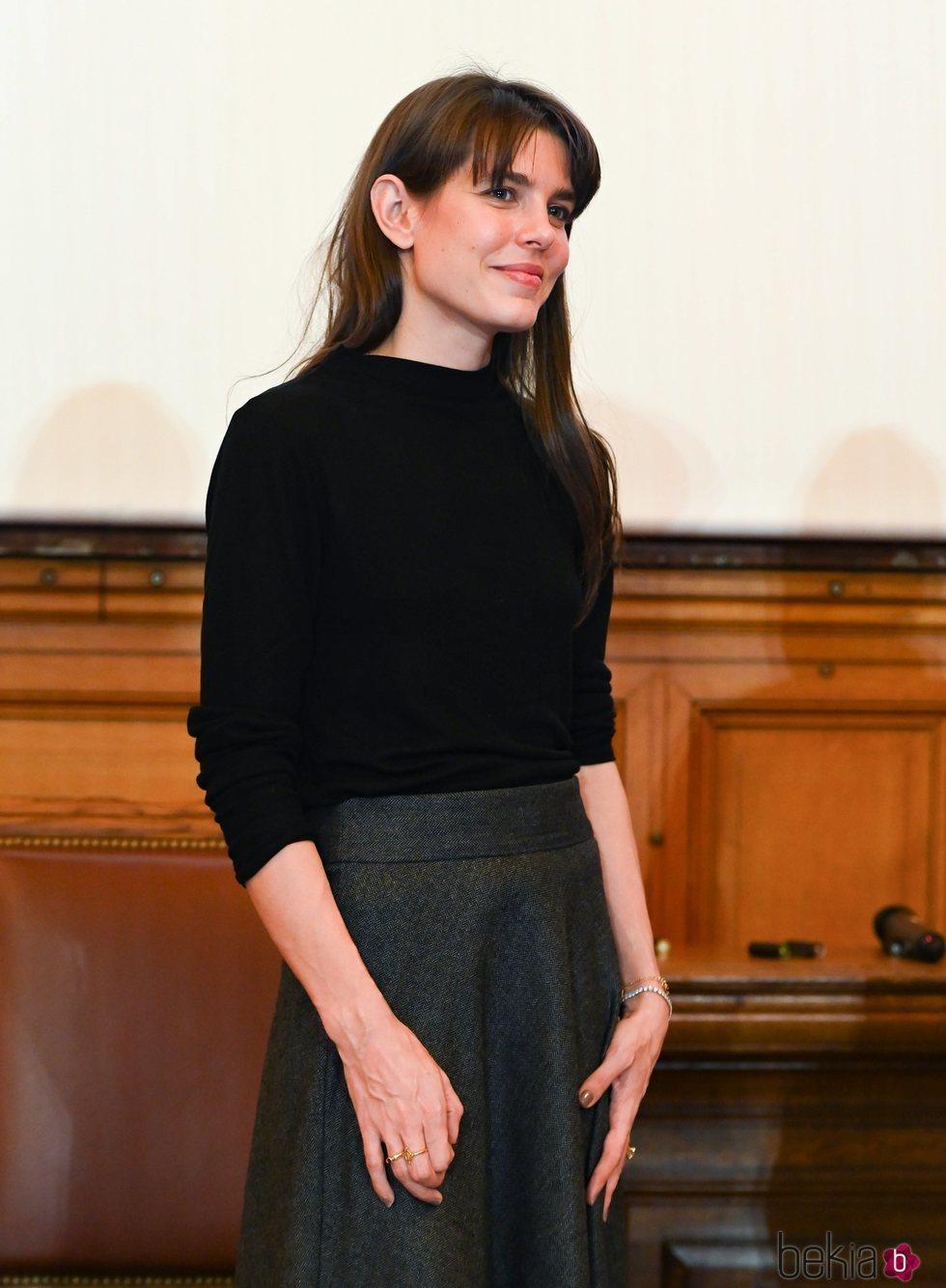 En la boda de su hermano - Los 30 mejores looks de Carlota Casiraghi - TELVA.com