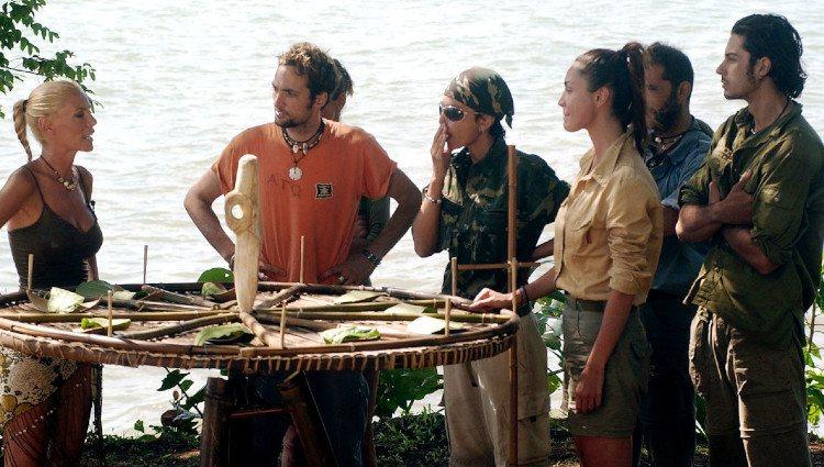 Paula Vázquez en 'La isla de los famosos'