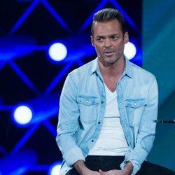 Hugo Castejón en el debate 11 de 'GH VIP 7'