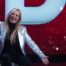 Belén Esteban, divertida durante el debate 11 de 'GH VIP 7'