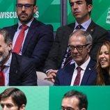 El Rey Felipe y Shakira en la final de la Copa Davis 2019