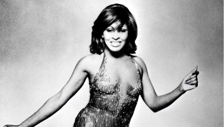 Tina Turner en los años setenta