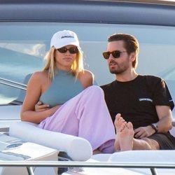 Sofia Richie y Scott Disick de vacaciones en Miami