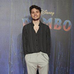 Damion en la premiere de 'Dumbo'