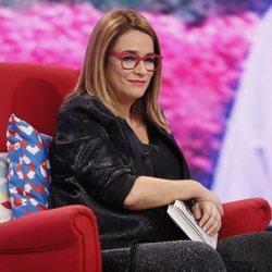 Toñi Moreno en el programa final de 'Aquellos maravillosos años'
