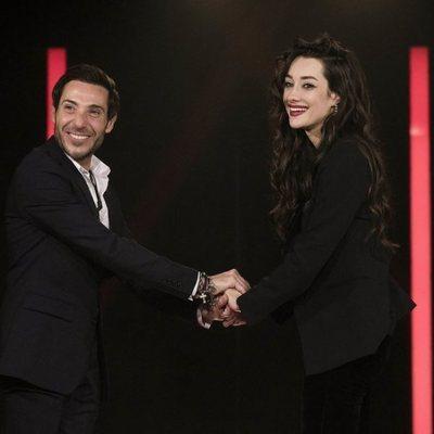 Antonio David Flores y Adara Molinero se despiden en la gala 12 de 'GH VIP 7'