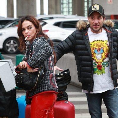 Antonio David Flores y Olga Moreno por la calle tras 'GH VIP 7'