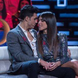 Kiko Jiménez y Sofía Suescun en el debate 12 de 'GH VIP 7'