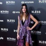 Clara Lago en la fiesta del 15 aniversario de In Style