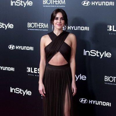Macarena García en la fiesta del 15 aniversario de In Style