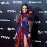 Paula Echevarría en la fiesta del 15 aniversario de In Style