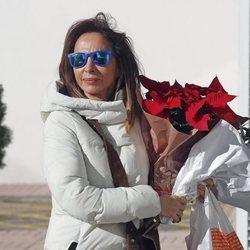 María Patiño acude a visitar a Jorge Javier Vázquez tras su operación
