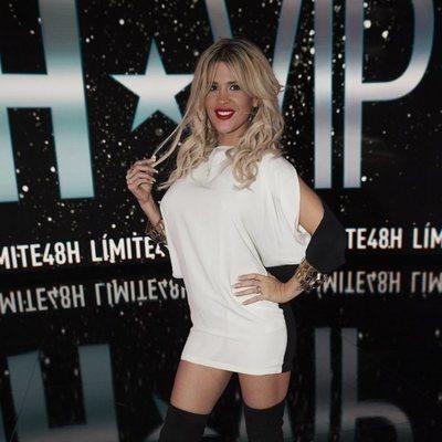 Ylenia Padilla en la gala 12 de 'Límite 48 horas'