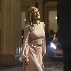 Begoña Gómez en Buckingham Palace para el 70 aniversario de la OTAN