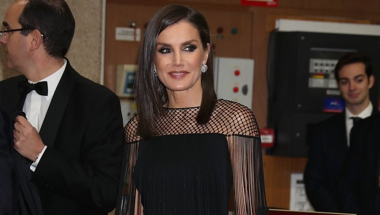 La Reina Letizia en los Premios Mariano de Cavia 2019