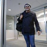 Jorge Javier Vázquez sale del hospital tras recibir el alta hospitalaria