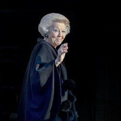 Beatriz de Holanda en los Premios Príncipe Claus 2019