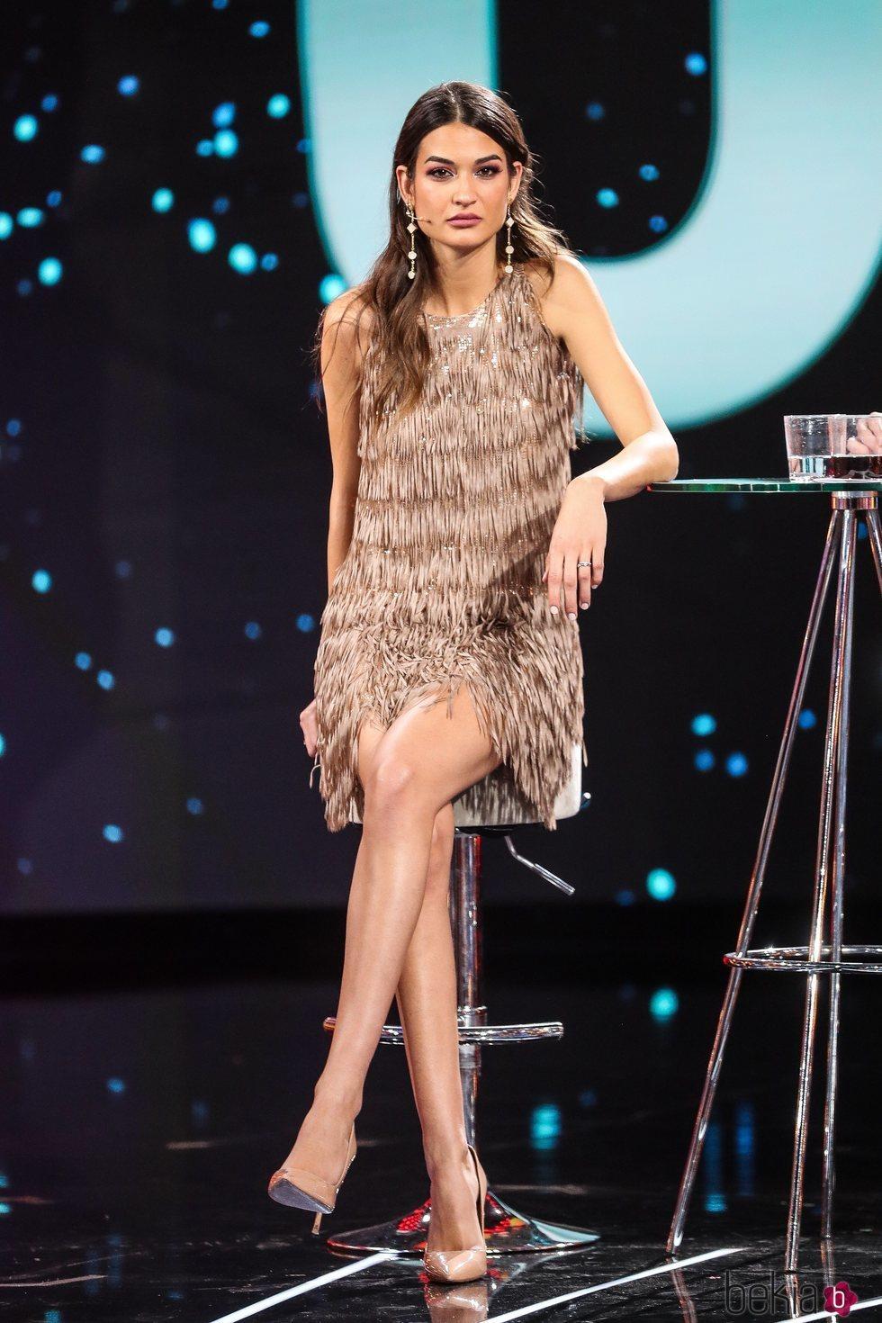 Estela Grande en la Gala 14 de 'GH VIP 7 ' tras su expulsión