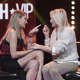 Alba Carrillo y su madre Lucía Pariente en la gala 15 de 'GH VIP 7'