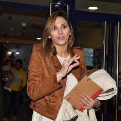 Irene Rosales asiste al cuarto cumpleaños de su hija Ana