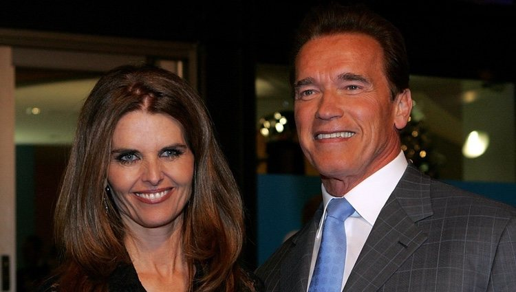 Maria Shriver y Arnold Schwarzenegger