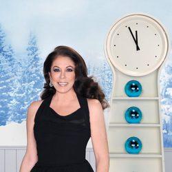 Isabel Pantoja promociona las Campanadas 2011 de Telecinco