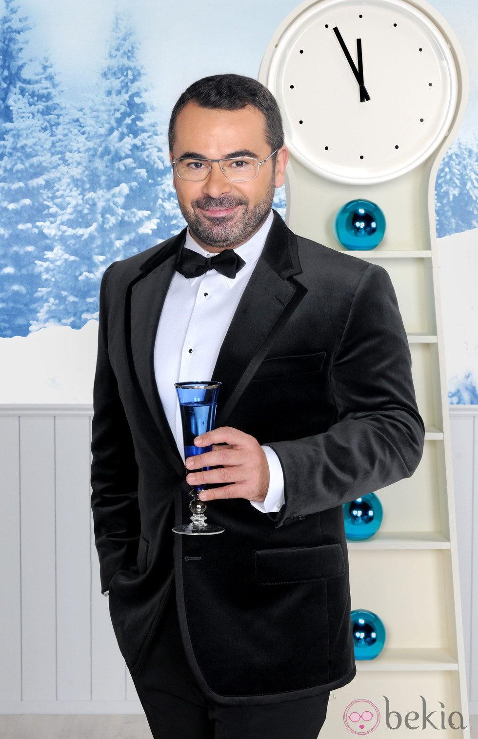 Jorge Javier Vázquez promociona las Campanadas 2011 de Telecinco