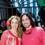 Ángel y Sabrina de Gran Hermano 2