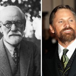 Viggo Mortensen ha interpretado a Sigmund Freud