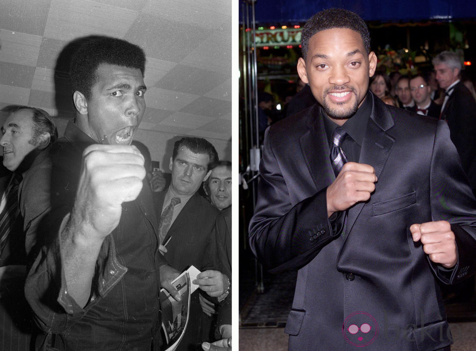 Will Smith ha interpretado a Muhammad Ali