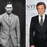 Colin Firth ha interpretado al Rey Jorge VI
