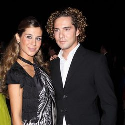 Elena Tablada y David Bisbal