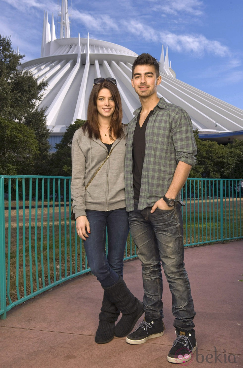 Joe Jonas y Ashley Greene
