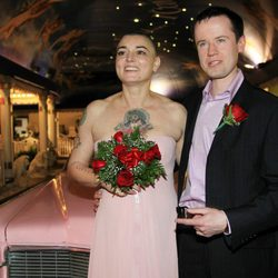 Sinead O'Connor se divorcia de Barry Herridge