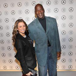 Michael Jordan e Yvette Jordan