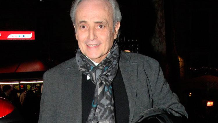 Josep Carreras en el 50 aniversario del debut de Montserrat Caballé