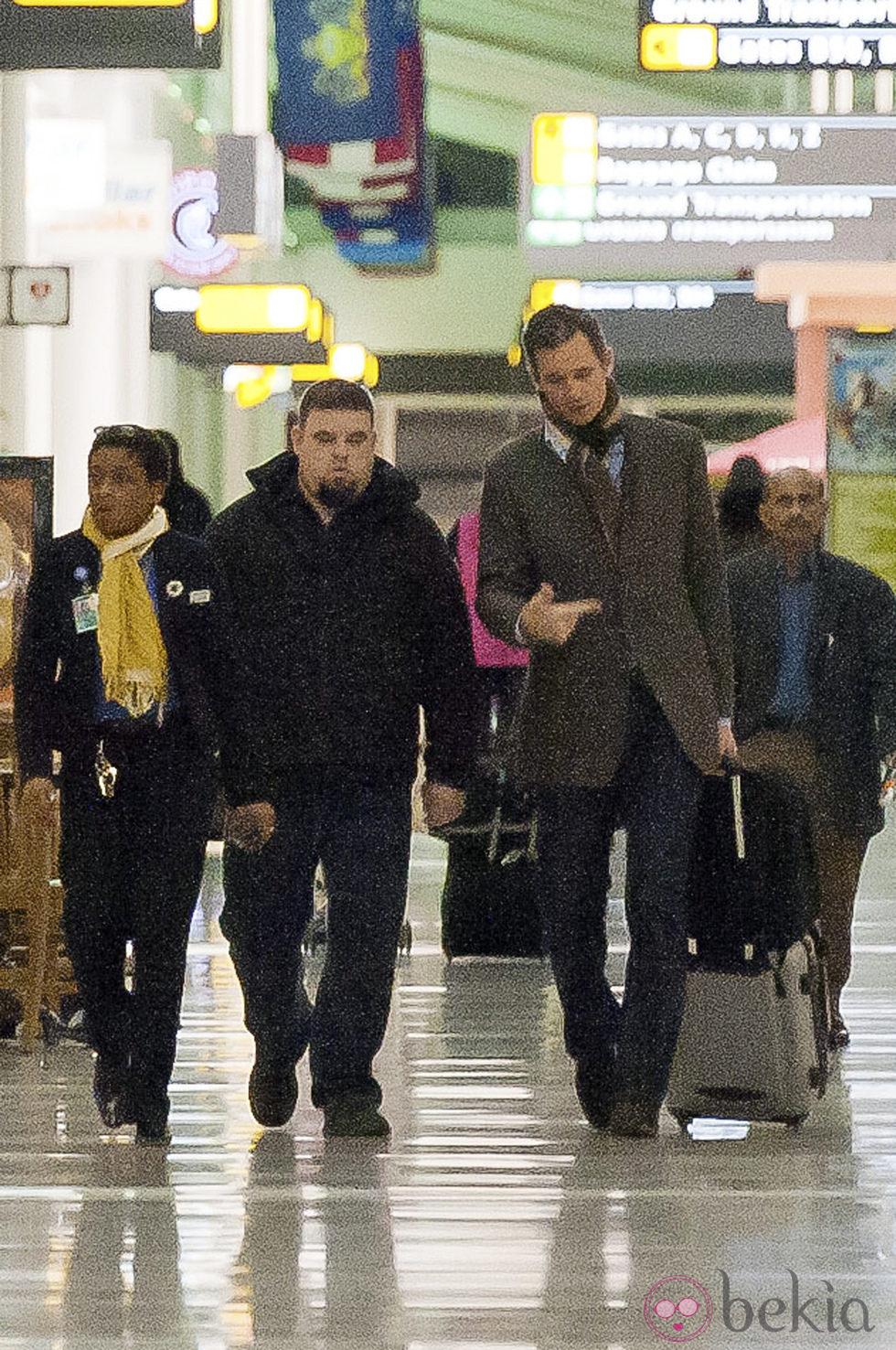 Iñaki Urdangarín reaparece en Washington tras ser imputado