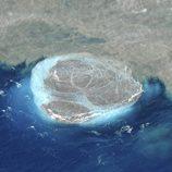 Erupción del volcán submarino frente a El Hierro en 2011