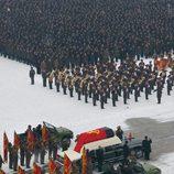 Funeral del dictador Kim Yong-Il en 2011