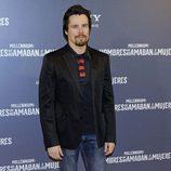 Octavi Pujades en el estreno de 'Los hombres que no amaban a las mujeres'