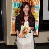 Demi Lovato, portada de 'Seventeen'