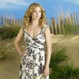 Emily VanCamp en la foto promocional de la serie 'Revenge'