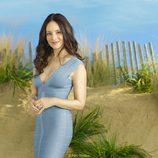 Madeline Stowe en la foto promocional de la serie 'Revenge'