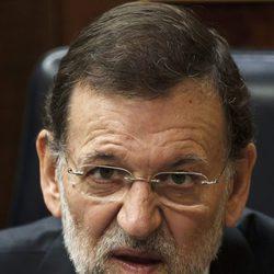 Mariano Rajoy con cara de no entender nada