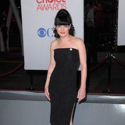 Pauley Perrette en los People's Choice Awards 2012