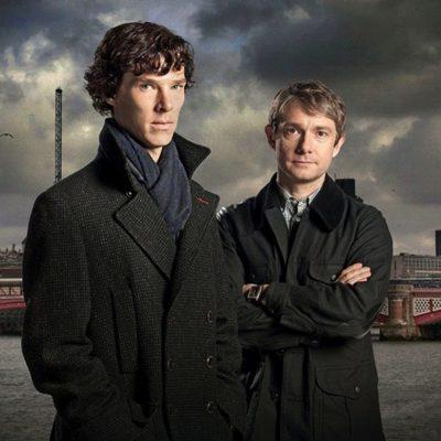 'Sherlock' la nueva serie de Antena 3