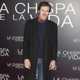 Jorge Suquet en el estreno de 'La chispa de la vida'
